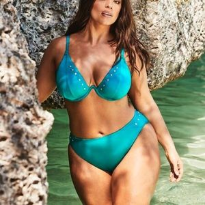 Ashley Graham Swimsuits For All bikini